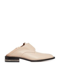 Givenchy   Foldable-Heel Leather Loafers