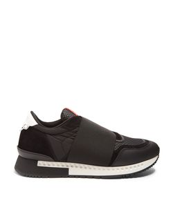Givenchy | Runner Low-Top Leather Trainers