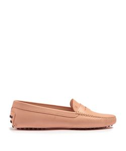 Tod's | Gommini Leather Loafers