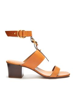 Chloé | Kingsley Leather Sandals