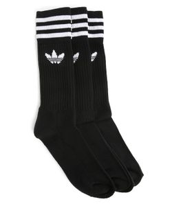 Adidas Originals | 3 Pairs Of Crew Socks