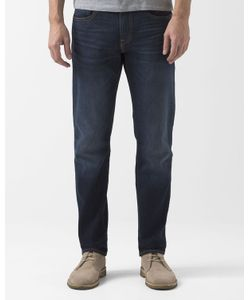 Levi's | Dark Washed Regular Tape 502 Jeans