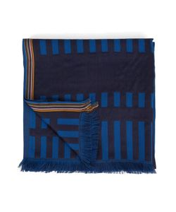 PS Paul Smith | Silk And Cotton Stripe Scarf