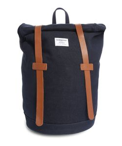 Sandqvist | Navy Sonja Roll-Top Backpack 14 L