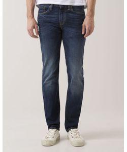 Levi's | Stone Washed Brutus Wornin Slim 511 Jeans