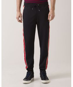PS Paul Smith | Navy Side Stripe Jogging Trousers