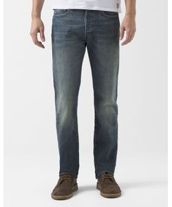 Levi's | Straight Stone Washed 501 Jeans