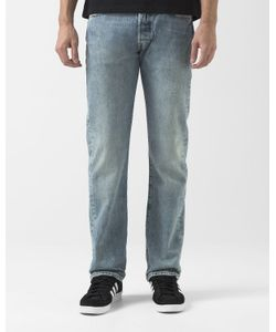Levi's | Straight Bleached 501 Jeans