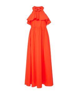 Vivetta | Ruffle Halter Midi Dress