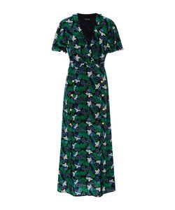 Saloni   Josee V-Neck Maxi Dress