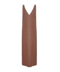 Protagonist   Deep V Cocoon Dress