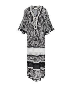 Jonathan Simkhai | Embroide Cotton Maxi Dress
