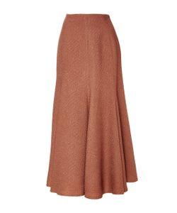 Protagonist   Paneled Fla Skirt