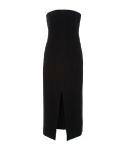 Protagonist   Wool Bustier Dress