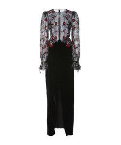 Monique Lhuillier | Long Sleeve Gown