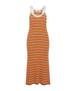 Courrèges | Classic Knit Short Sleeveless Dress