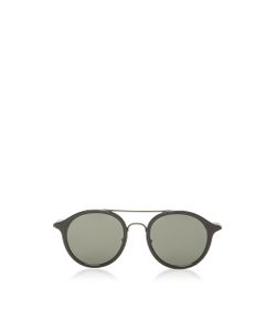 Tomas Maier | Round Sunglasses With Matte Frame
