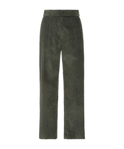 Cacharel | Cropped Corduroy Trousers
