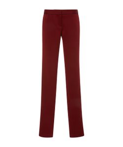 Prabal Gurung | Straight Leg Silk Pants