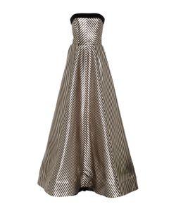 Monique Lhuillier | Strapless Ball Gown