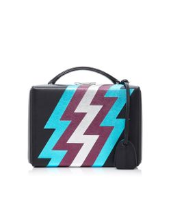 Mark Cross | Small Grace Box Bag With Bolt