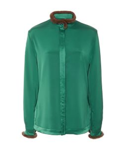 Alexis Mabille | Long Sleeve Blouse