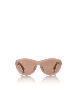 Linda Farrow | Dries Van Noten Sunglasses