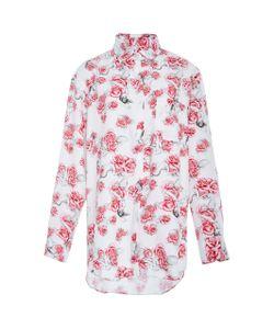 Adam Selman   Printed Pajama Shirt
