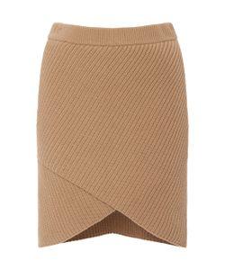 Michael Kors Collection   Mini Cashmere Skirt