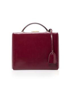 Mark Cross | Brush Off Grace Large Box Bag