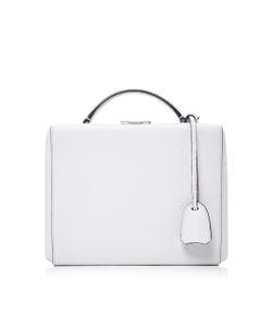 Mark Cross | Pebble Grain Grace Large Box Bag