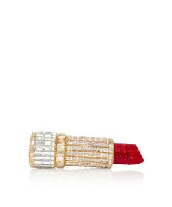 Judith Leiber Couture | Seductress Lipstick Clutch