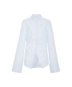 Protagonist   Long Sleeve Gathe Shirt