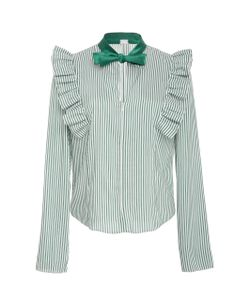Alexis Mabille | Striped Blouse