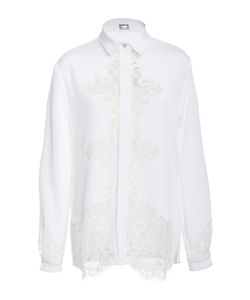 Alexis Mabille | Long Sleeve Lace Blouse