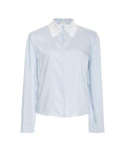 Alexis Mabille | Long Sleeve Striped Blouse