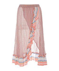 Lemlem   Afia Ruffle Wrap Skirt