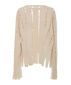 Rosetta Getty | Slashed Panel Pullover