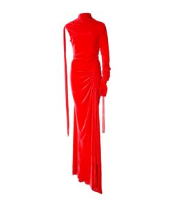 Monse | Velvet Drawstring Gown