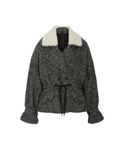 Marissa Webb | Annalise Herringbone Boucle Jacket