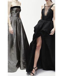 Monique Lhuillier | Silk Ball Gown