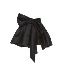 Dice Kayek | Exaggerated Bow Mini Skirt