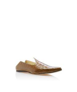 TRADEMARK | Lewitt Croc Slipper