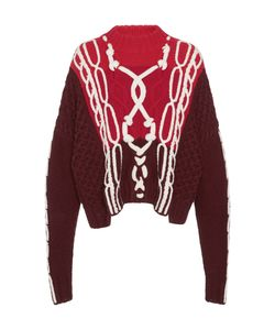 Spencer Vladimir | The Knotty Marine Sweater