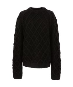 Protagonist   Cable Knit Pullover