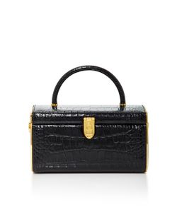 Judith Leiber Couture | Embossed Leather Train Case