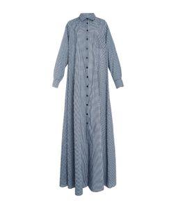 Adam Selman   Gingham Shirt Dress