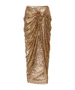 Michael Kors Collection   Sarong Skirt