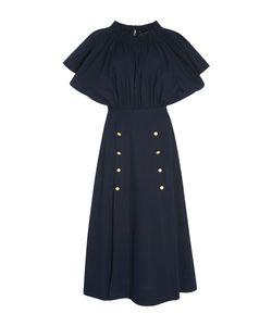Saloni   Dakota Off The Shoulder Midi Dress