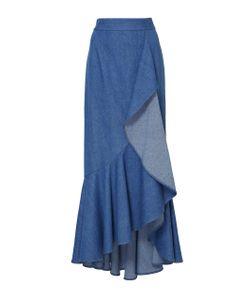 Hellessy | Daffodil Cotton Midi Skirt